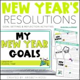 Digital New Year's Resolution Activity