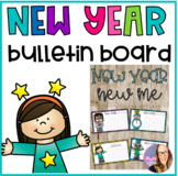 New Year Bulletin Board 2020
