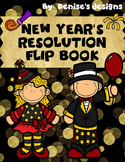 New Year's Resolution Flip Book