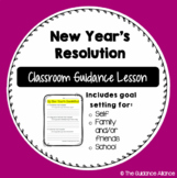 New Year's Resolution Guidance Lesson! 3rd - 8th (What does it mean to RESOLVE?)