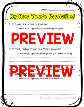 NEW YEAR'S RESOLUTION GUIDANCE LESSON! What does it mean to RESOLVE?