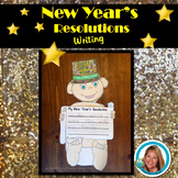 New Years Resolution 2018 Activities -  Resolution Writing
