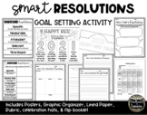 2019 New Year's Resolution Writing Activity