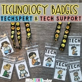 Technology Support Badges