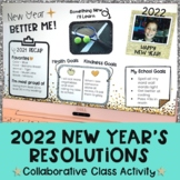 Digital New Years Resolutions 2019 | New Years Activities 2019 in Google Drive