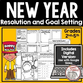 2018 New Year's Resolution and Goal Setting
