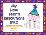 New Year's Resolutions 2018-2019-2020
