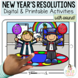 New Year's Resolutions - One Kindness & One Academic Goal for 2018