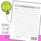 New Year's Resolutions Persuasive Writing Prompt