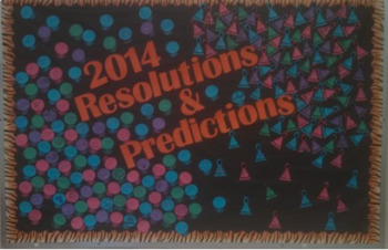 New Year's Resolutions & Predictions Bulletin Board
