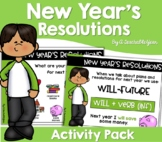 New Year's Resolutions   Speaking & Writing   Great for ESL
