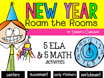 New Year's Roam the Rooms Pack