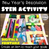 New Year's STEM Activity