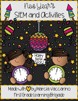 New Year's STEM And Activities