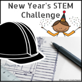 New Year's STEM Activities with Student Booklet, New Year Project