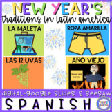 New Year's Traditions in Latin America - Tradiciones de Año Nuevo