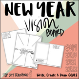 New Years Activity: Vision Board