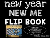 New Year's Writing Activity Flip Book