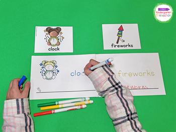 New Year's Writing Center Activities