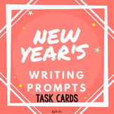 New Year's Writing Journal Prompts