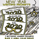 New Year's Writing Prompt 2020