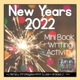 New Years - End of Year Reflection Booklet