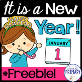 New Years 2018: Free Interactive Booklet