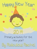 New Years 2014: Literacy, Socials, and Math Activities!