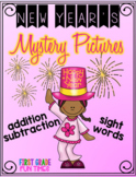 New Years Activities 2019 Mystery Pictures
