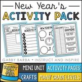 New Years 2018 Activities