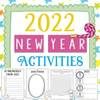 New Years 2017 | Creative Worksheets for New Year Celebrat