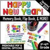 New Years 2021   Happy New Years Activities 2021   New Years Resolutions