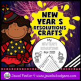 New Year's 2018 Activities (New Year's Resolutions 2018 Crafts)
