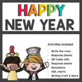 New Years 2018 Activities