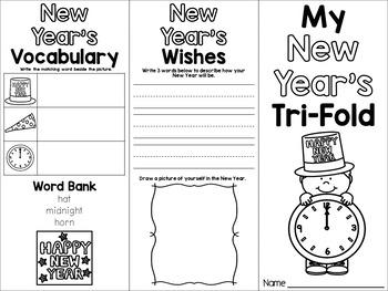 New Years 2017 Activities