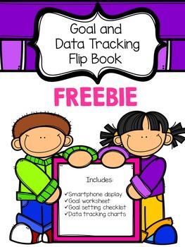 New Years 2016 Goal Setting and Data Tracking FREEBIE