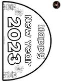 New Year 2019 Hat (S.Malek Freebie)