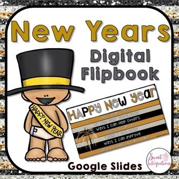 New Years 2018 Digital Flipbook