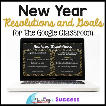 New Years 2019 Resolutions and Goals for the Google Classroom