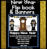 New Years 2019 Flip Book & Banners for Opinion and How To writing
