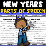 New Years Parts of Speech Mad Libs