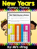 New Years 2019 Mystery Picture 120 Chart