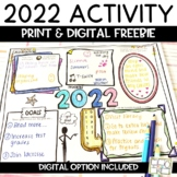 New Years 2020 FREE Activity