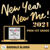 New Years 2021 Google Slides 10 Pages 10 Different Distanc