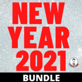 New Years 2021, HAPPY NEW YEAR!! ONLINE BUNDLE MIDDLE-HIGH