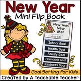 New Years 2021 Activities | New Years Resolutions 2021 Flip Book