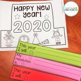 New Years Activities 2019 {New Years Hat}