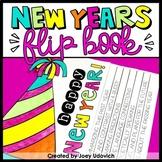 New Years Activities: Flip Book