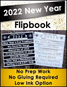 New Years Activities 2019 Flipbook