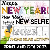 New Years Activities 2019   New Year, New Selfie